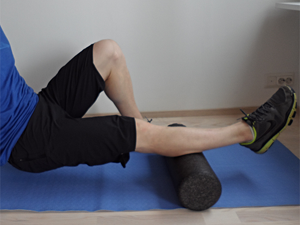 calf foam roll