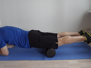 quad foam roll